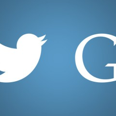 What does the Google and Twitter partnership deal mean?