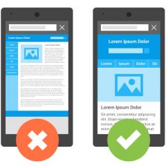 Google Mobile Friendly Algorithm Change